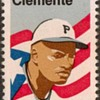 1984 - Roberto Clemente Postage Stamp (US)