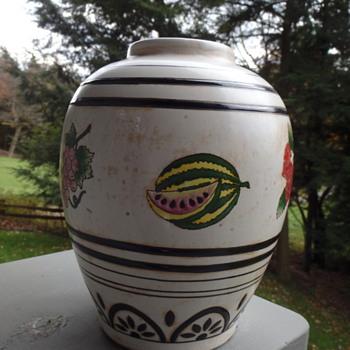 Vase origin? - Pottery
