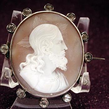 jesus cameo - Fine Jewelry