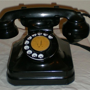 NEC Type 3 - Telephones
