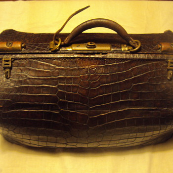 Crocodile Doctor  Bag - Bags
