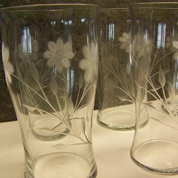 Classy Glasses - Glassware