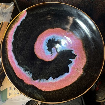 Large Bowl by Byan Sol - Pottery