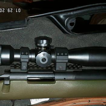 Vintage 10X Unertl U.S.M.C. Sniper Scope