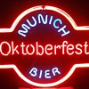 MUNICH OKTOBERFEST BIER Neon sign