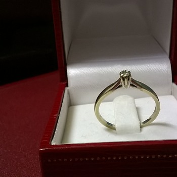 Somebody Thought This Was A Silver Ring.... - Fine Jewelry