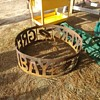 Green Bay Packers Fire Pit