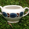 Arabia Botnia pattern sugar bowl