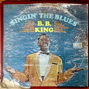 Blues Vinyl & Audio. - Records