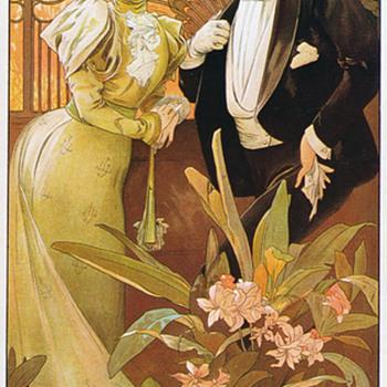 Alphonse Mucha - Advertising