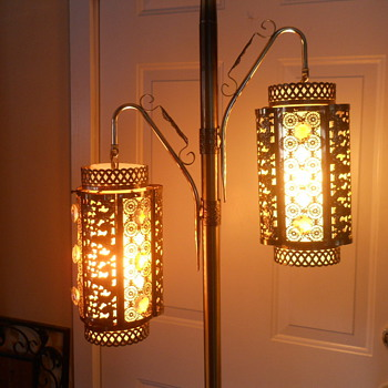 making vintage lamps floor lamp tarim me ideas shades sale furniture for retro brilliant antique