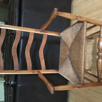 This Chair is going to our cabin.... - Furniture