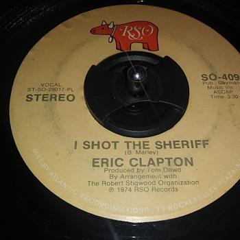 45 RPM SINGLE....#32 - Records