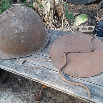 a couple 'new' rust garden items - Tools and Hardware