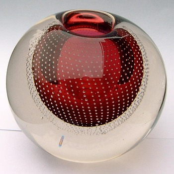 A.D. Copier Serica nr 50, 1936 - Art Glass