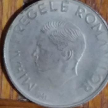 Romania silver coins - World Coins