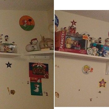 Just a 5th of my Snoopy collection