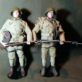 GI Joe Soldier of the World Japanese Imperial Soldier 1966 - Toys