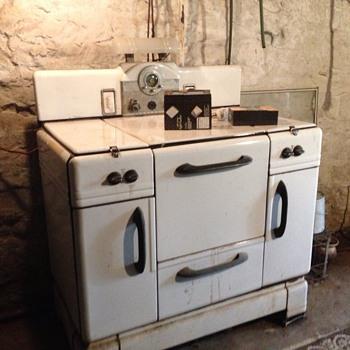 Prosperity gas stove - Kitchen