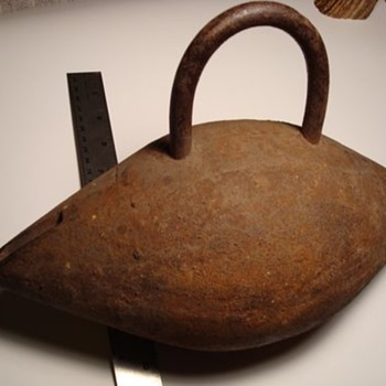 Antique mystery scale weight? Or depth finder? - Tools and Hardware