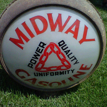 Midway Gas Globes