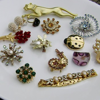 Mixed Jewelry  - Costume Jewelry