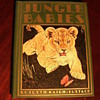 Todays Goodwill Finds! Jungle Babies by Edyth Kaigh-Eustace 1932