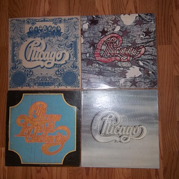 Vintage Chicago Records! - Records