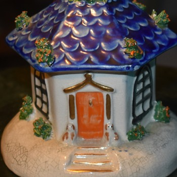 Staffordshire Incense Burner? - China and Dinnerware