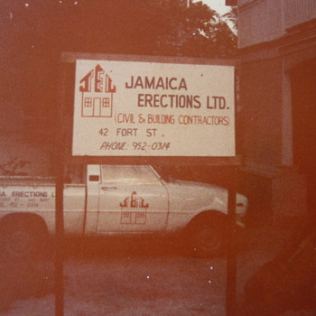 SIGNS OF THE CARIBES - Photographs