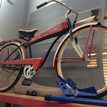 50s hayawatha constellation bicycle - Sporting Goods