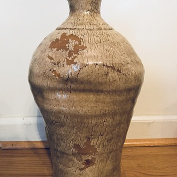 Xian Vase - Asian