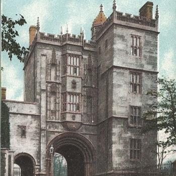 St. AUGUSTINE'S GATE, NORMAN ARCH. BRISTOL. - Postcards