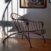 Mid Century Modern Garden Chair - Great Legs