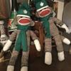Vintage Monkey Sock Dolls