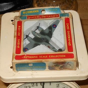 Bachmann Mini-Planes De Havilland Mosquito - Toys