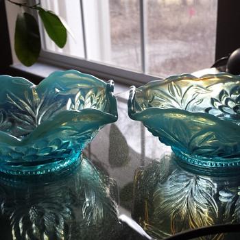 Gorgeous Fenton Bowls! - Glassware