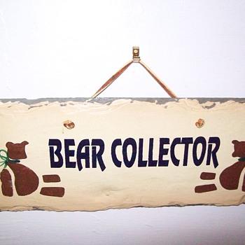 Bears - Grizz - A Tim Wolfe Bear - Animals