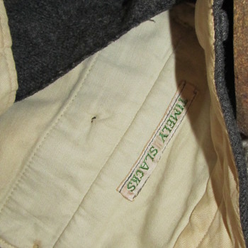 JFK pants he wore - Mens Clothing