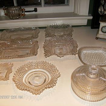 Please Help Identify Glass Dishes - Glassware