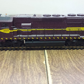 """DMIR """"SD38"""" - Model Trains"""