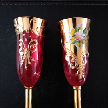 Bohemian art glass? - Art Glass