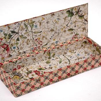 ancienne boîte de confiseur - vers 1950 - Advertising
