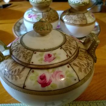 Hand-painted Nipponware - China and Dinnerware