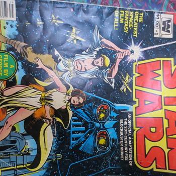 Good old Starwars - Comic Books