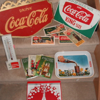 Miscellaneous Coke Items for > $500 - Coca-Cola