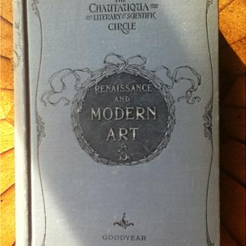 """""""Renaissance and Modern Art"""" by WM. H. Goodyear - Books"""