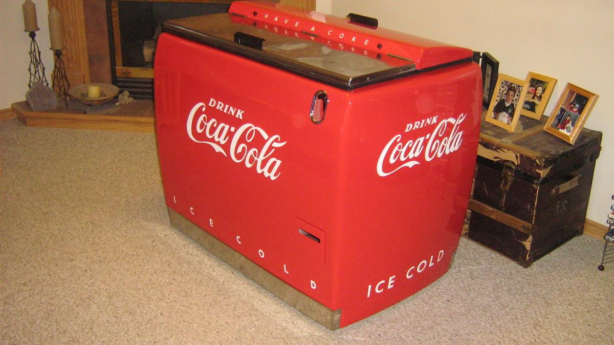 1940s Coke Water Bath Cooler | Collectors Weekly