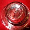 Antique or Vintage bubble hand blown glass hat?