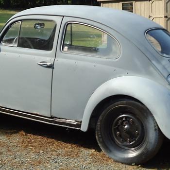 My 63 vw beetle - Classic Cars